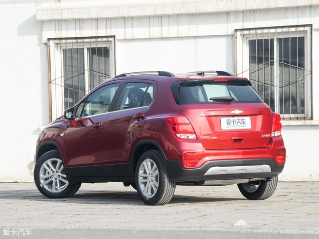 热门小型SUV对决 全新创酷PK缤智