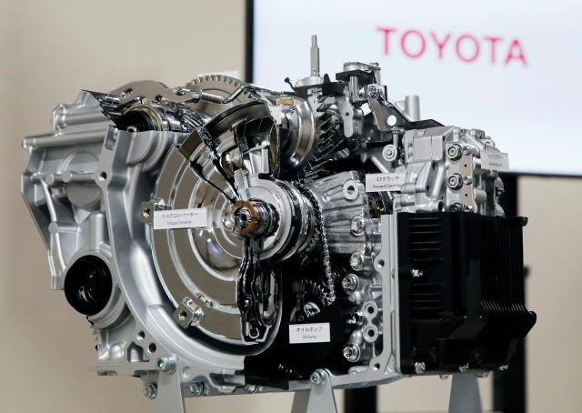 丰田推出全新动力系统并继续加快研发电动汽车