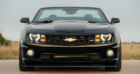 轩尼诗改装公司将推出Camaro限量版车型