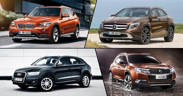 四款入门豪华跨界SUV车型推荐 品质生活