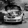 杭州电动出租车自燃 电池隐患浮出水面_车周刊_腾讯汽车