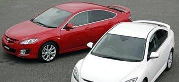 中高级车市场马自达6、睿翼增长势头猛