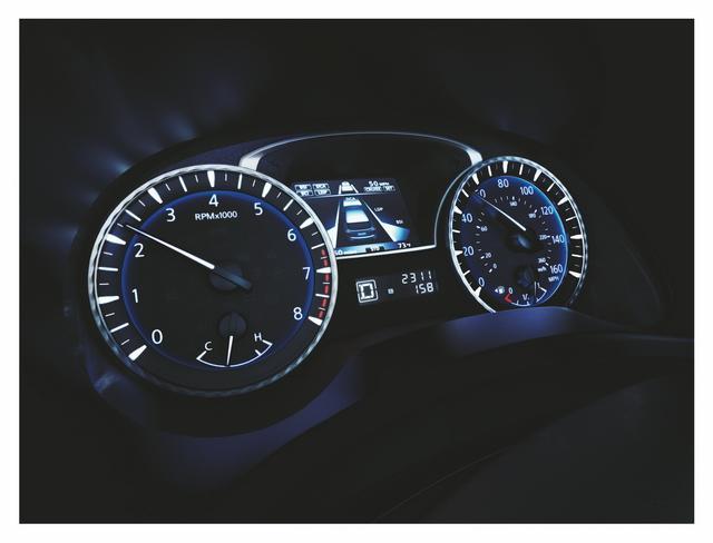 新英菲尼迪QX60上市 售价XX-XX万元