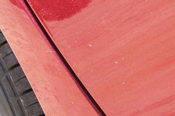 车漆的日常问题及保养处理