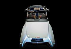 实现汽车家居互联 博世概念车将亮相CES