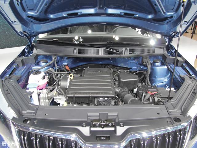斯柯达柯米克6月27日上市 搭1.5l发动机