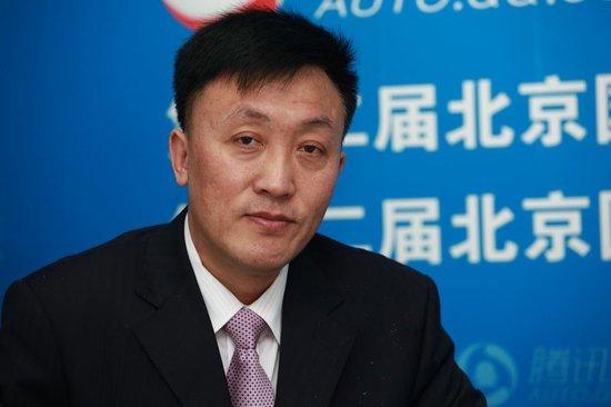 白晓亮:哈飞汽车2012年销售力争到22万辆