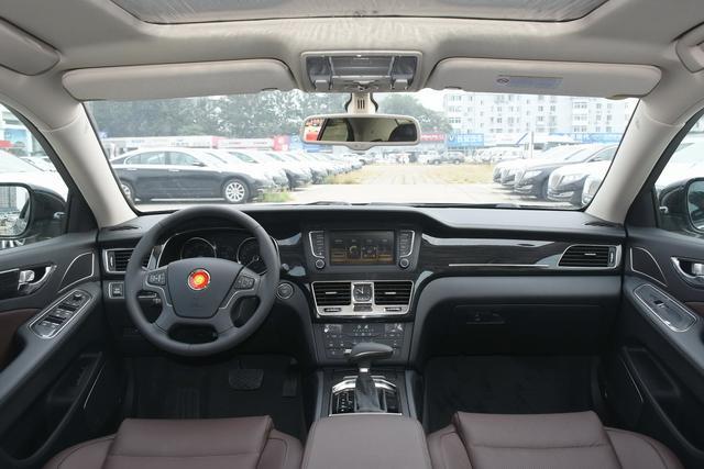 动力提升是亮点 红旗H7新增2.5L发念头车型