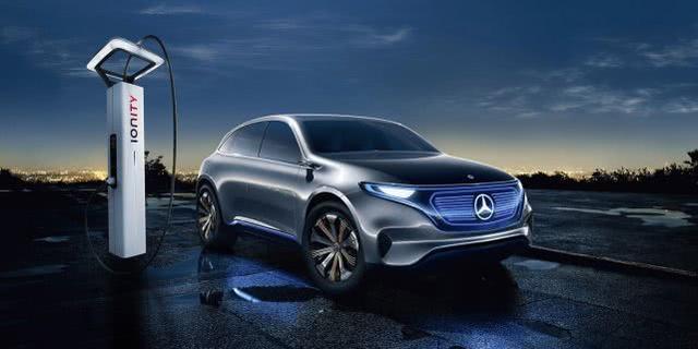 """奔驰宣布到2039年旗下新乘用车实现""""碳平衡""""目标"""