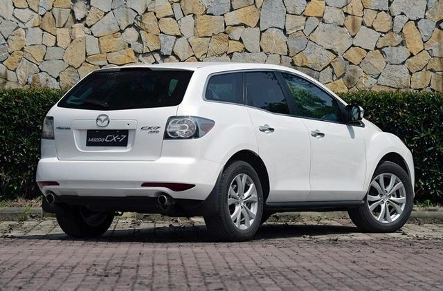 马自达CX-7将7月30日上市 预售19.98万起