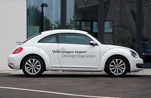 大众召回部分进口2015款甲壳虫汽车