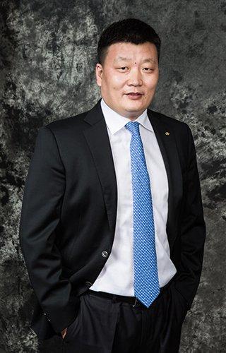 北汽销售公司总经理蔡建军