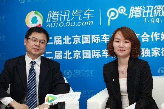 谢伟:希望朗动成为中国中级车的标杆者