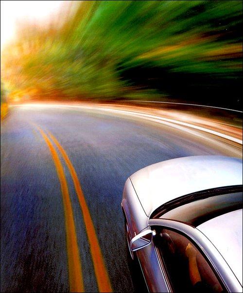 养正确驾驶习惯 春季安全行车有五大注意