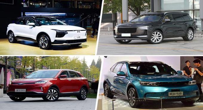 """主打智能互联 资深""""技术宅""""首选这几款造车新势力SUV车型"""