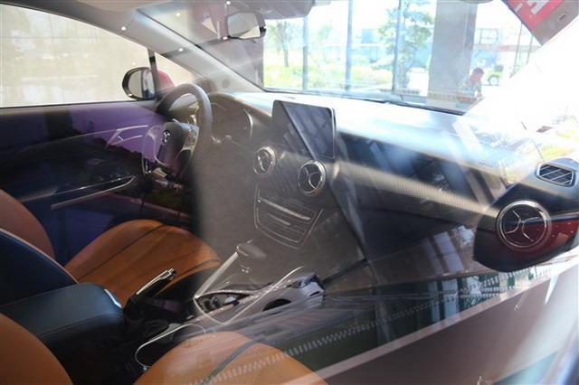 绅宝全新D50实车图亮相 有望9月投产