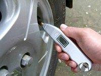 夏季汽车保养注意事项之 胎压保持在正常水平