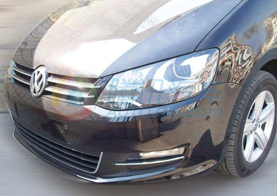 上海车展首发 进口大众夏朗国内谍照曝光