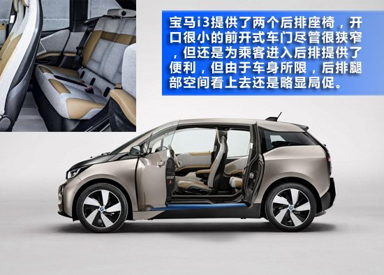 [图纸解析]宝马i3量产版图解明年国内上市cadc5新车意思什么图片