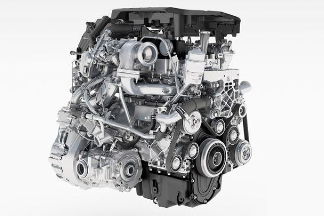 奇瑞捷豹路虎将投产Ingenium系列发动机高清图片