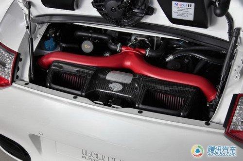 TechArt推出新款保时捷911 Turbo升级套件