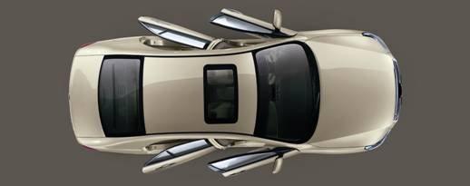 现在就是未来,帝豪EC8上海车展之旅