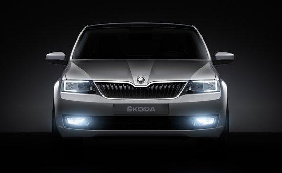 斯柯达MissionL概念车将首发 已接近量产