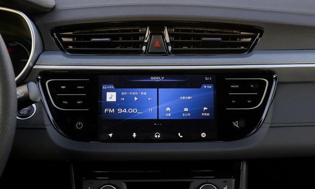 吉利帝豪EV450将3月28日上市 预售14-17万
