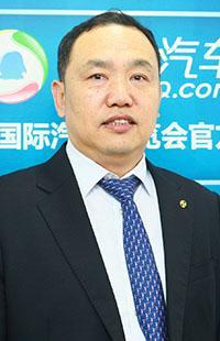 北京汽车集团整车事业本部本部长李继凯