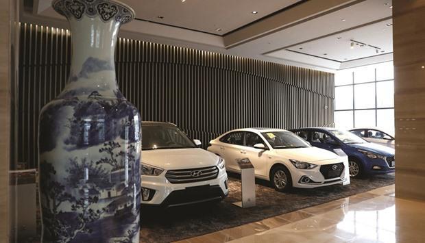 现代拟推出专供中国SUV车型以吸引买家