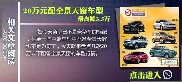 [车价调查]热门自主SUV行情 最高降1.5万