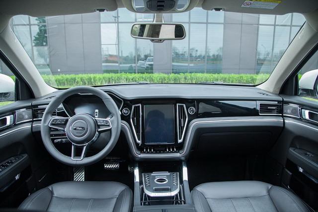 众泰T800预售价为16-20万元 将于5月8日上市