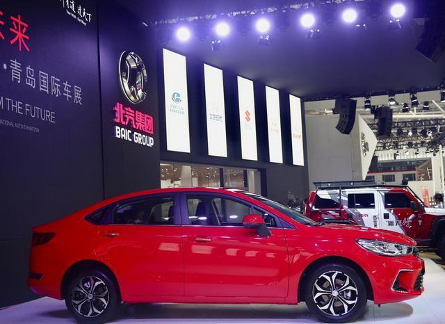 定位紧凑型轿车 曝北汽昌河A6更多消息