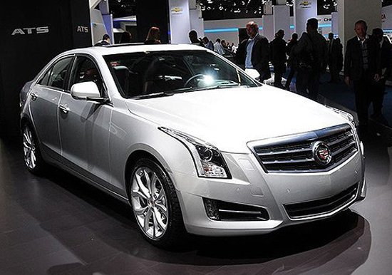 [国内车讯]凯迪拉克ATS将于11月21日上市
