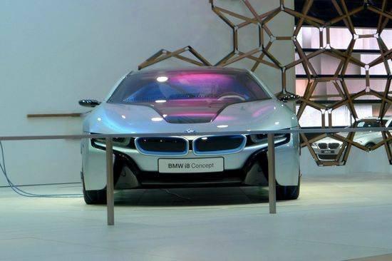 7款法兰克福车展新能源车型汇总 量产在即
