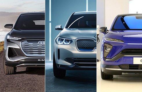 奥迪Q4 e-tron引领新风尚 下半年重磅新能源车型