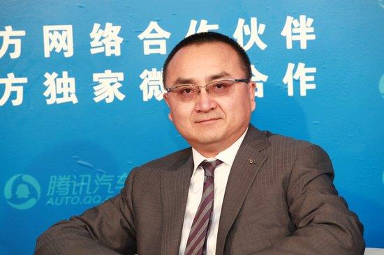 吕征宇:英菲尼迪2011年目标销售2万台