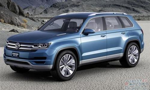 大众汽车将推出4款新型混合动力SUV