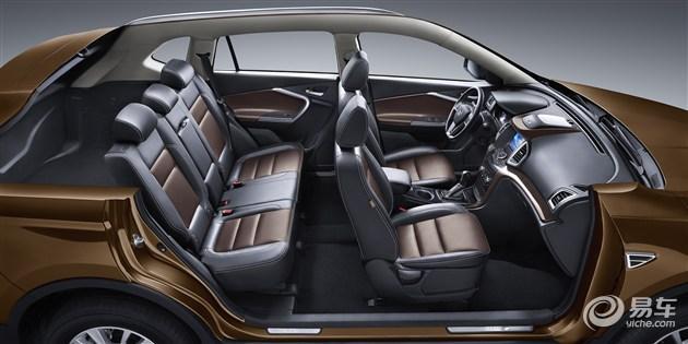 北汽幻速S6 CVT车型售8.98万-11.68万元