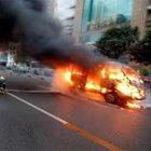 夏季如何预防车辆起火自燃