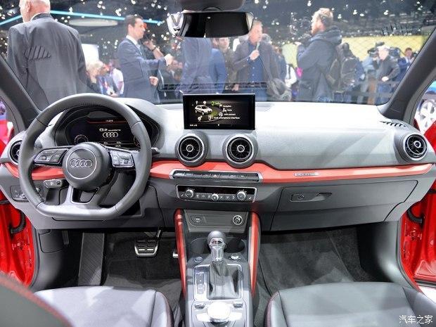 奥迪(进口) 奥迪Q2 2016款 TDI quattro