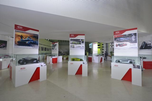 第三届起亚汽车设计大赛收官 设计文化底蕴彰显