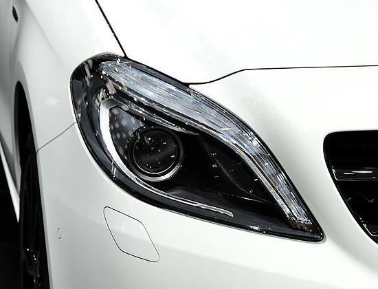 [成都车展新车解析]全新一代奔驰B级上市