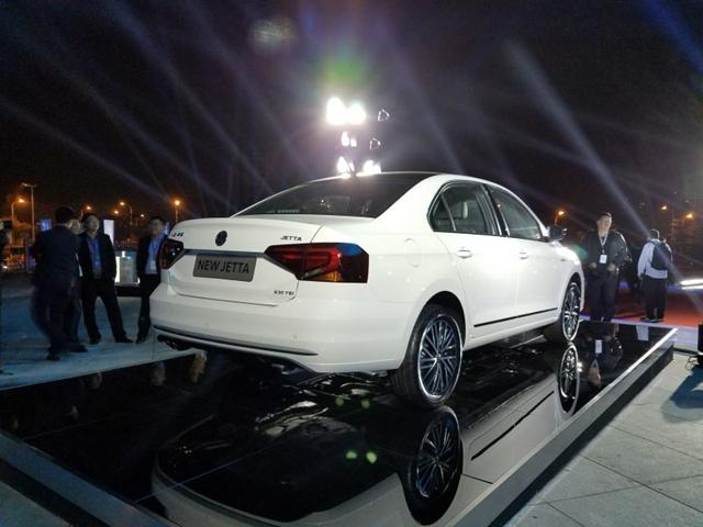 一汽-大众新款捷正式上市 售7.99-13.49万