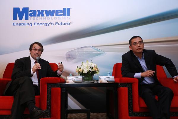 Maxwell媒体会在京举行 2.85V超电容受瞩目