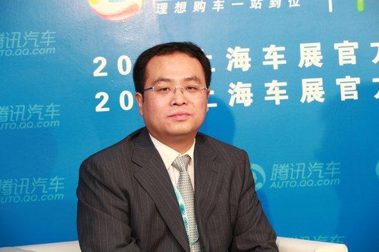 矫有林:上海车展引领的方向决定影响力