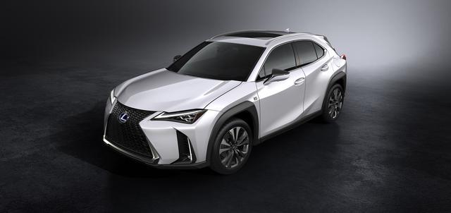 全新雷克萨斯UX 将于成都国际车展亚洲首发