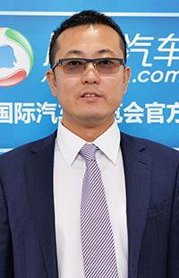 长安客车公司总经理助理、市场营销部总监李福龙