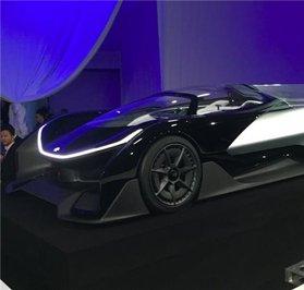 次世代战车——FFZERO1概念车