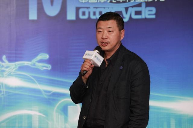 李彬:市场发展迅速 摩托车的春天已到来